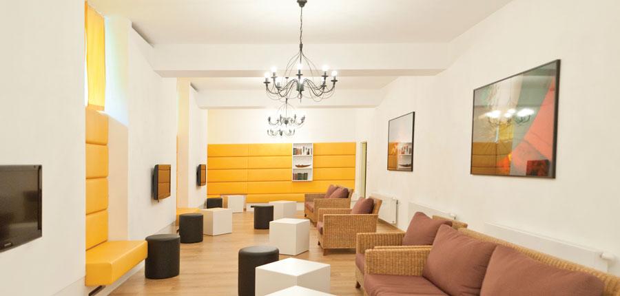 Hotel Alpenkrone, Filzmoos, Austria - hotel lounge.jpg